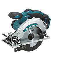 Makita DSS610Z 165mm 18V Li-Ion   Cordless Circular Saw - Bare
