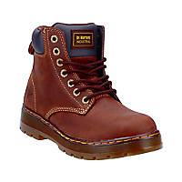 Dr Martens Winch   Non Safety Boots Brown Size 6