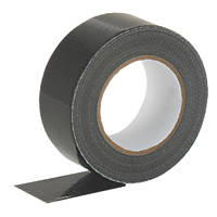 Cloth Tape 27 Mesh Black 50mm x 50m