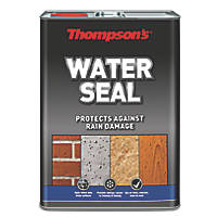 Thompsons Water Seal Clear 5Ltr
