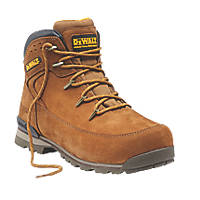 DeWalt Hydrogen   Safety Boots Tan Size 12