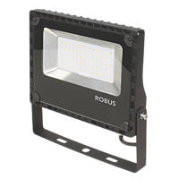 Robus Champion LED Floodlight Black 50W