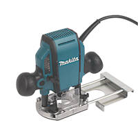 "Makita RP0900X/2 900W ¼""  Electric Plunge Router 240V"