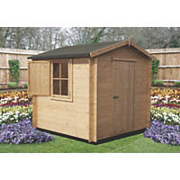 Camelot 1 Log Cabin 2 x 2m