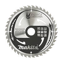 Makita TCT Circular Saw Blade 210 x 30mm 40T