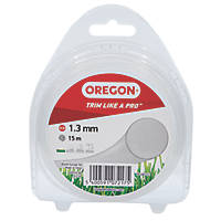 Oregon  Clear Trimmer Line 1.3 x 15m