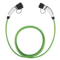 Masterplug 32A 7kW  Mode 3 Type 2 Plug EV Charging Cable 5m