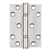 Smith & Locke Grade 13 Thrust Hinges Fire Rated 102 x 76mm 2 Pack