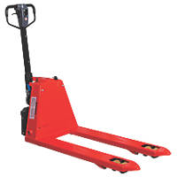 HGEPSE18EHJ Semi-Electric Pallet Truck 24V