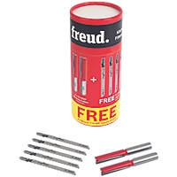 "Freud ½"" Shank Kitchen Fitters Set 7 Pieces"