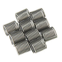 Helicoil Thread Repair Inserts  M12 x 1.5mm 10 Pack
