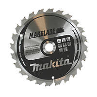 Makita TCT Mitre Saw Blade 190 x 20mm 24T
