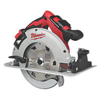 Milwaukee M18 BLCS66-0 190mm 18V Li-Ion RedLithium Brushless Cordless Circular Saw - Bare