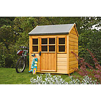 Rowlinson Little Lodge Playhouse  4 x 4'