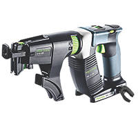 Festool DWC 18-2500 Li  18V Li-Ion  Brushless Cordless Drywall Screwdriver - Bare