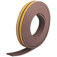 Diall Sealing Strip Brown 24m