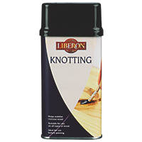 Liberon Knotting Solution  Pale 250ml