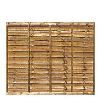 Grange Professional Lap Fence Panels 1.83 x 1.5m 10 Pack