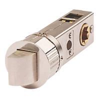 Jigtech Polished Chrome Smart Passage Latch 73mm Case - 57mm Backset