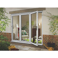 Euramax  Fold & Slide Double-Glazed Patio Door  1790 x 2090mm