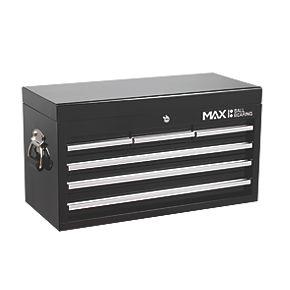 hilka pro craft 6 drawer tool chest garage storage. Black Bedroom Furniture Sets. Home Design Ideas