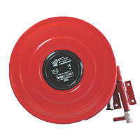 "Firechief Swing Automatic Fire Hose Reel 30m x ¾"" (19mm) Red"