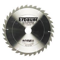 Erbauer TCT Circular Saw Blade 34T 235 x 30mm