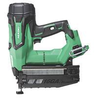 HiKOKI NT1865DMZ J4  65mm 18V Li-Ion Multi Volt Brushless Second Fix Cordless Nail Gun - Bare