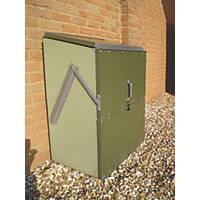 "Trimetals Senturion 151319 LP Gas Cylinder Store 2' 6 x 1' 6 x 3' 0"""