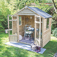 Forest Oakley Summerhouse 2.19 x 1.46m