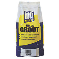 No Nonsense  No Mould Grout Jasmine 5kg