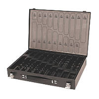 Straight Shank HSS Drill Bit Set 170 Pieces