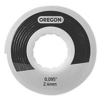 Oregon 24-295-03 Trimmer Line 2.4 x 3.8m 3 Pack
