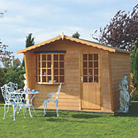 Shire Goodwood Summerhouse Assembly Included 2.7 x 1.79m