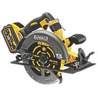 DeWalt DCS578T2-GB 190mm 54V 6.0Ah Li-Ion XR FlexVolt Brushless Cordless Circular Saw
