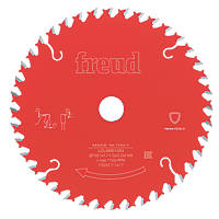 Freud TCT Circular Saw Blade 165 x 20mm 40T
