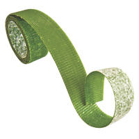 Velcro Brand One-Wrap Green Plant Ties 5m x 12mm