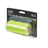 Ragni Brick Line Yellow 76m