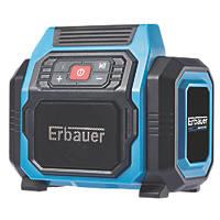 Erbauer ESP18-Li 18V Li-Ion EXT Cordless Bluetooth Speaker - Bare