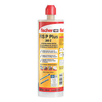 Fischer FIS P Plus Polyester Hybrid Mortar Injection Resin 380ml