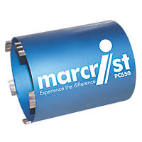 Marcrist PC650 Diamond Core Drill Bit 117mm