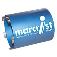 Marcrist PC650 Diamond Core Drill Bit 117 x 170mm