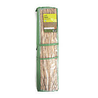 Apollo Natural Reed Garden Screen 2 x 4m