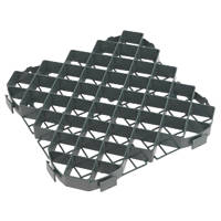 FloPlast Ground Grab Tiles 402 x 402 x 55mm 20 Pack