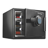 Master Lock LFW082FTC Water-Resistant Electronic Combination Fire Safe 22.8Ltr