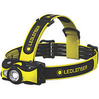 LEDlenser IH9R Rechargeable LED Headtorch Integrated Li-Ion