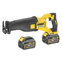 DeWalt DCS388T2-GB 54V 6.0Ah Li-Ion XR FlexVolt Brushless Cordless Reciprocating Saw