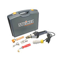 Steinel HG2620 E 2300W Electric Heat Gun & Roofing Accessory Kit 110V