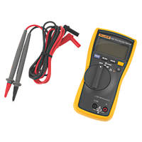 Fluke 113 True-rms Utility Multimeter