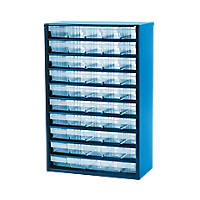 50-Drawer Metal Storage Unit